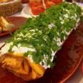 havuçlu rulo salata