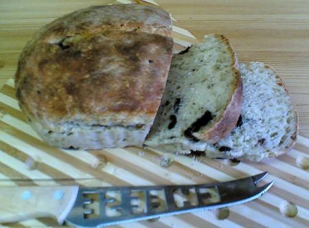 zeytinli -ekmek