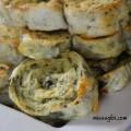 peynirli buzluk böreği