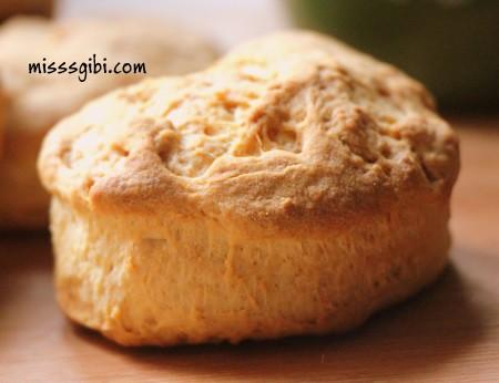 kfc biscuit