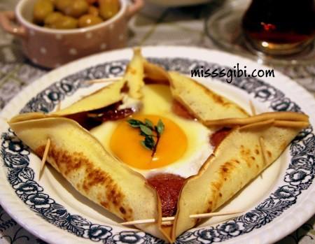 krepte yumurta