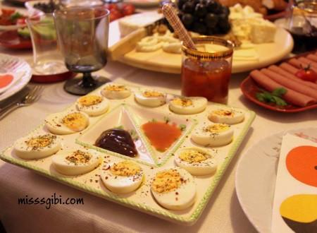yumurta tabağı