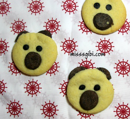 ayıcıklı kurabiyeler