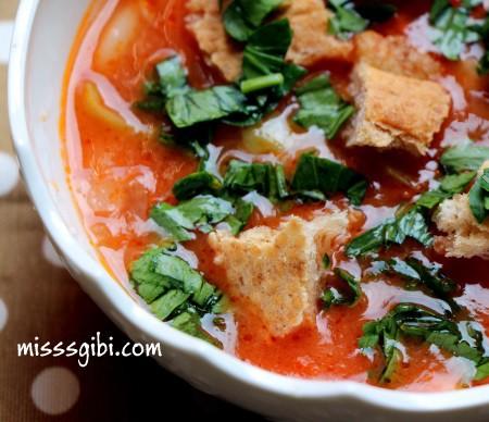 fasulye çorbası tarifi