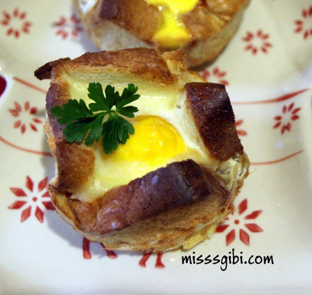 kahvaltılik çanak ekmek tarifleri