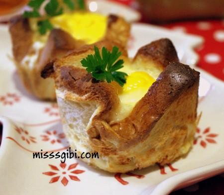 kahvaltılık çanak ekmekler