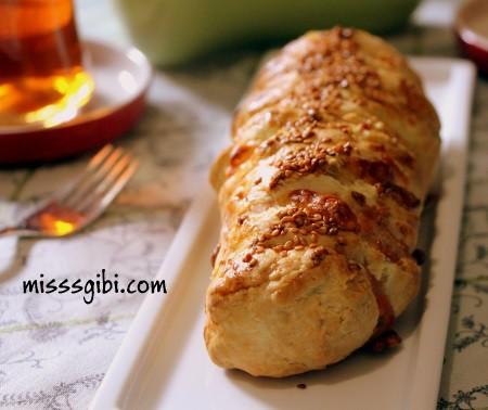kasarli ekmek