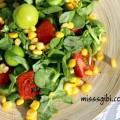 erikli semizotu salatası