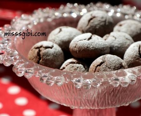 kahveli kurabiye