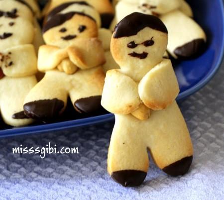 kurabiye adam
