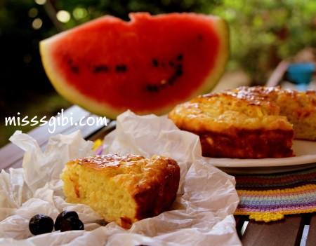 kabaklı çörek