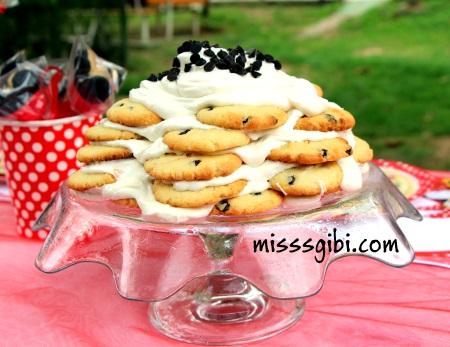 kurabiyeli pasta