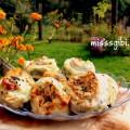 kıymalı ıspanaklı börek