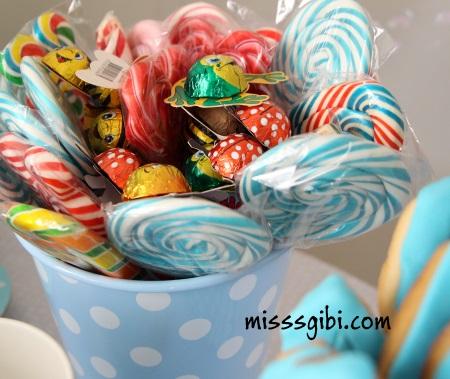 şeker kutusu
