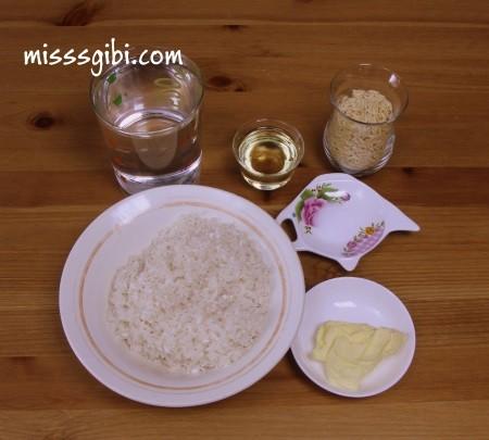 arpa şehriyeli pirinç pilavı malzemeleri nelerdir