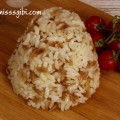 arpa sehriyeli pirinç pilavı