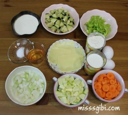 sebzeli krep bohçası malzemeleri nelerdir