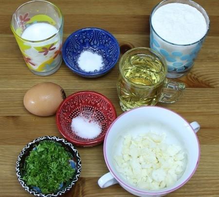 peynirli hamur kızartması