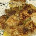 fırında kremalı tavuk