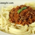 spagetti bolonez